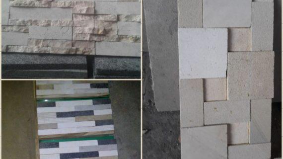 Beberapa JenisDinding Batu Alamuntuk Rumah Modern dan Elegan