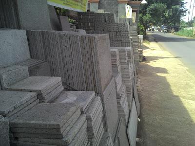 Jual Batu Alam Murah di Depok